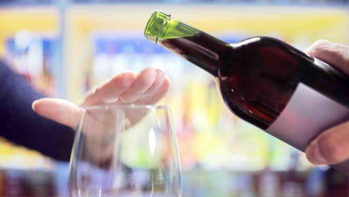 Vrai/faux sur l'alcool