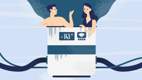 Cryothérapie : quand le froid soigne les blessures