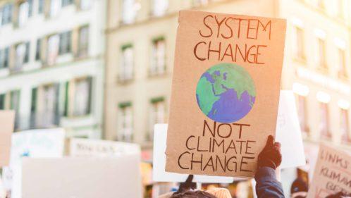Quand la jeunesse se révolte pour sauver la planète