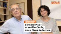 Interview vidéo de Cécile et Bernard Pivot