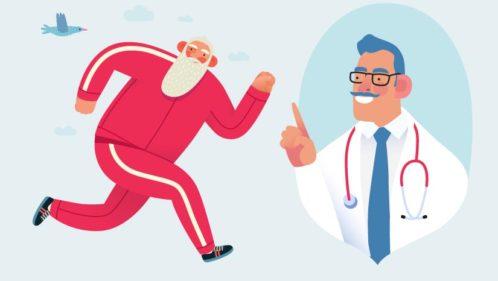 Reprendre le sport sans risque à 40, 50 et 60 ans