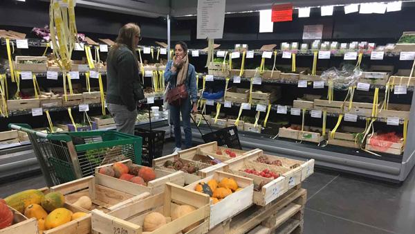 La Louve supermarché coopératif