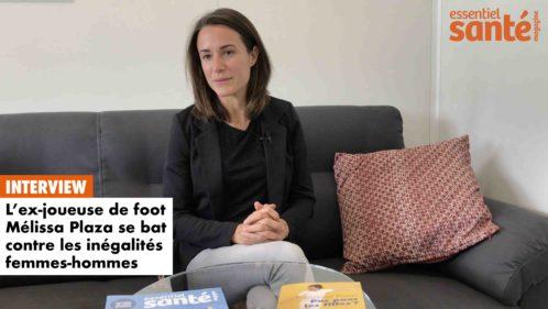 Interview vidéo de Mélissa Plaza