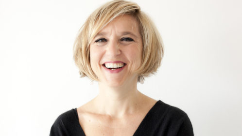 Valentine Goby, autrice d'un roman sur le handicap et la résilience