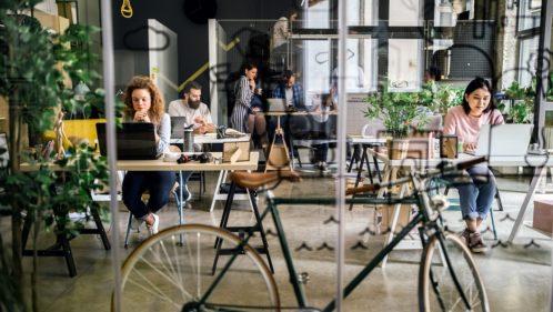 Travail : on peut être écolo, même au bureau