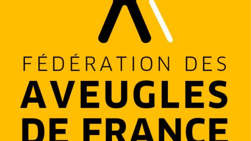 Logo Fédérations des aveugles de France