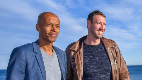 Stéphane Diagana et Alain Bernard : les bienfaits du sport en entreprise