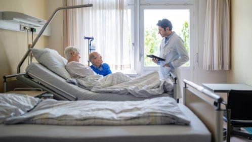 Coronavirus : quid de l'hospitalisation en contexte de crise ?