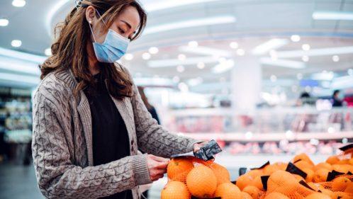 Coronavirus : quelles précautions prendre avec les aliments ?