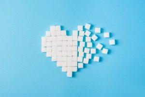Coeur / Carré de sucre