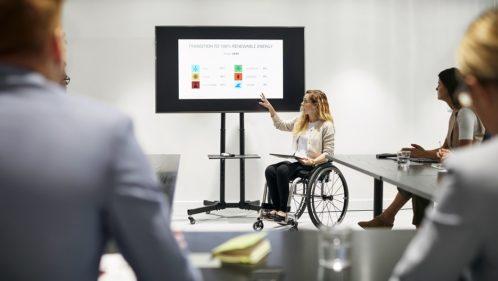 Handicap : « L'emploi aide à avoir une place dans la société »