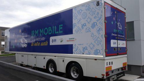 IRM mobile Bretagne - camion IRM Carhaix