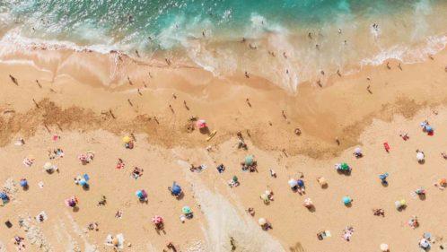 plage été 2020