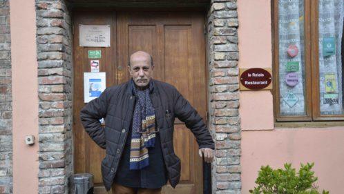 Belkacem Kheder cofondateur directeur Le Relais