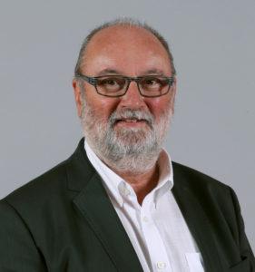 Portrait Bernard Dif