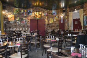 Salle de restaurant Le Relais