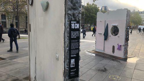 Juste un mur
