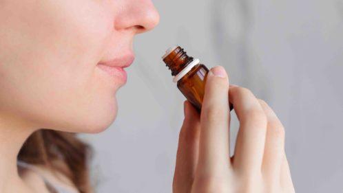 perte odorat