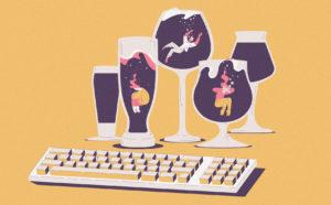 alcool ordinateur