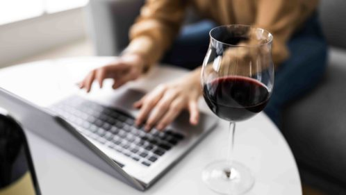 alcool et télétravail