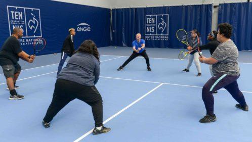 sport santé tennis