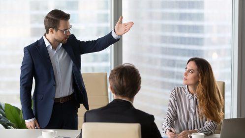 Victime de l'harcèlement au travail