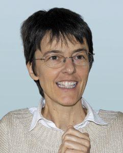 Portrait Marie-Agnès Petit